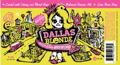 deep-ellum-dallas-blonde TABC Label and Brewery Approvals October 14th 2016 #craftbeertx