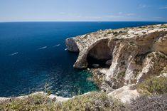 Pour découvrir Malte côté nature, notre road trip de Marsascala aux falaises de Dingli en passant par la grotte bleue et saint Peter's pool