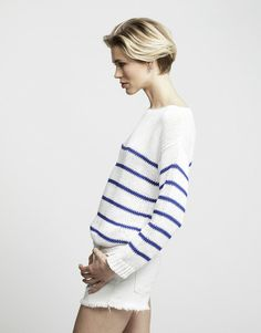Coco Sailor Sweater by our Peruvian Gang