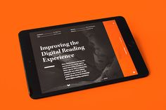 Verso – Digital Magazine on App Design Served