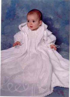 Sophia Christening dress.