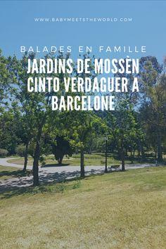 Balade à Barcelone : Jardins de Mossèn Cinto Verdaguer Garden, Olympic Size Swimming Pool, Wild Flowers, Ride Or Die