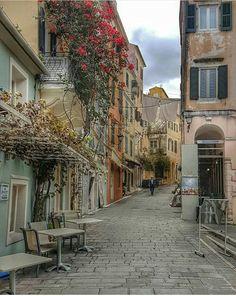 Corfu Greece, #cruceroislasgriegas