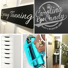 Great Spring break week last week but now back to business! Just left a very productive meeting with Carolina Eye Candy Beauty & Relaxation Lounge .  Will be working with them on some exciting new organization projects for one of their locations and more!  I can't wait to share the projects with you! http://ift.tt/1T2oa7R #carolinaeyecandy @carolinaeyecandyllc by athomewithnikki