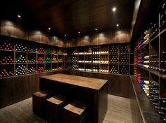 Wine cellar class