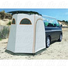Rear Utility Awning For VW And In Vehicle Parts Accessories Motorhome Awnings