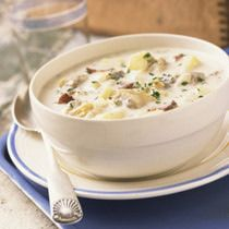 Chunky Homemade Potato Soup for Your Slow Cooker