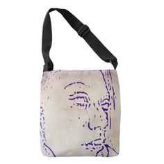 Digital Art Photography: Genesis Crossbody Bag