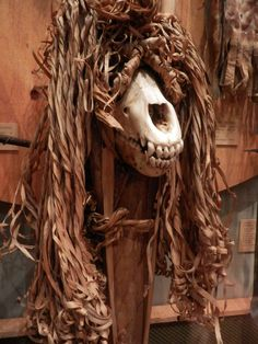 cool tribal skull- Pitt Rivers Rivers, Halloween Face Makeup, Photographs, Skull, Cool Stuff, Illustration, Photos, Illustrations, River