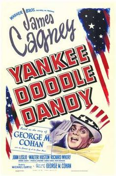 Jimmy Cagney...I loved the singing and dancing in this movie. He was outstanding!!