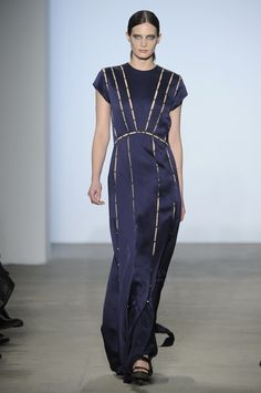 New York Fashion Week Fall 2014 - Derek Lam