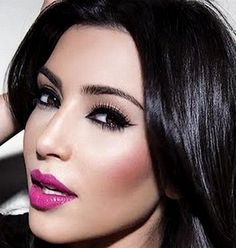 Kardashian  Makeup on Cat Eye Makeup Thumbs Thumbs Kim Kardashian2 Jpg  Kim Kardashian