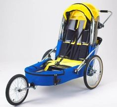 Bike Trailer for Larger Special Needs Children @Jennifer N Jeremiah Hawkinson