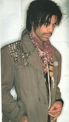 Despite everything, no one can dictate who you are to other people. ---Prince