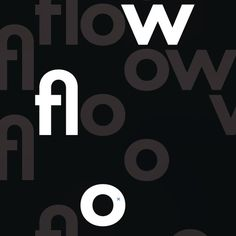 ebb and flow #FutureA #process by friendsoftype