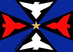 Triosan flag.