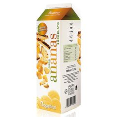 PINEAPPLE PUREE, Weight: 1000 gr
