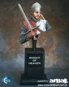 Knight of heaven | Coloured Dust