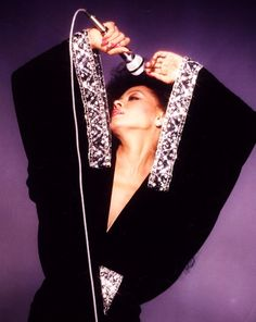 diana ross fashion | Diana Ross is a big inspiration to all of us. We all grew up ...