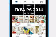 IKEA crée un véritable site web interactif sur Instagram