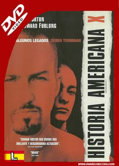 Historia Americana X 1998 DVDrip Latino ~ Movie Coleccion