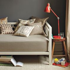 Window Daybed - White #westelm