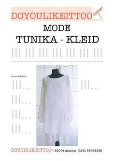 TUNIKA-KLEID,One Size in Kleidung & Accessoires, Damenmode, Kleider | eBay