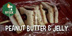 Peanut Butter & Jelly - http://onastickpodcast.com/peanut-butter-jelly/?utm_source=Pinterest&utm_medium=On+A+Stick+Pinterest&utm_campaign=SNAP%2Bfrom%2BOn+A+Stick