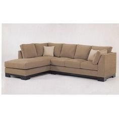 Waffle Suede Sectional Sofa Set By Urban Cali Discount Sectional Sofas