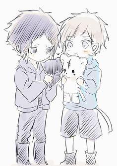 Tweet nội dung bởi みやなぎ🐯レナトス10参加 (@miya_bsd) / Twitter Me Anime, Anime Fairy, Kawaii Anime, Stray Dogs Anime, Bongou Stray Dogs, Bungou Stray Dogs Atsushi, Nezumi No 6, A Silent Voice, Cute Chibi
