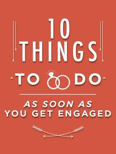 Engagement season is in full mode, which means lucky ladies everywhere have a brand-new rock on their finger – and the daunting task of planning a wedding in front of them.