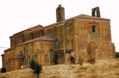 Iglesia de la Peregrina, Sahagún.