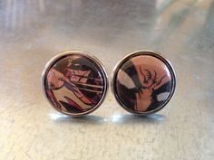 The Wolverine Cuff Links