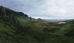 scotland & england || by rebekah j. murray