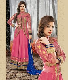 Shop to grab an Additional 20% Off . Look out for the spacious collection of #AnarkaliSuits, #Bollywood #DesignerAnarkali  Click To Shop:- http://www.shoppers99.com/anarkali_suits/neha_dhupia_long_length_designer_anarkali_dresses