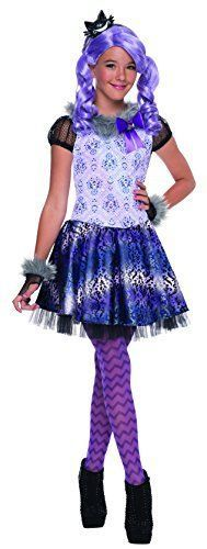 NEW HALLOWEEN Costume Princess Apple White Child Ever After High Large 12-14