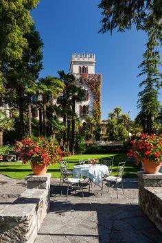 Castello Seeschloss Ascona TI,  Switzerland