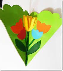 Imagini pentru felicitari 8 martie colorat Clown Crafts, 8 Martie
