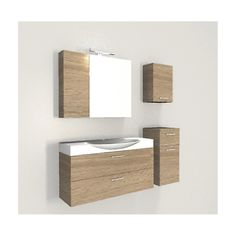 Leroy Merlin - Mobile bagno Giò 115 Mobili bagno   Bathrooms ...