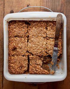Maple Walnut Squares Recipe