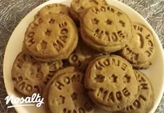 Csokis keksz and.nikol13 konyhájából   Nosalty Apple Pie, Cookies, Food, Gifts, Crack Crackers, Presents, Biscuits, Essen, Meals