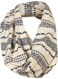 I need an aztec print scarf