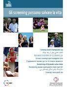 "Cinformi - ""Gli screening possono salvare la vita"""
