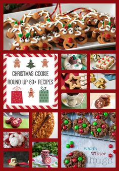 Christmas Cookie Roung Up 60+ Recipes by Noshing With The Nolands