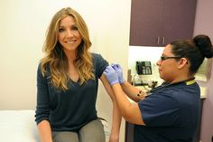 Flu is a big deal and it hit early and hard. But it's not too late to get a flu shot:flu season can lastas late as May.