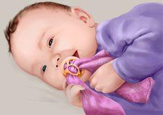 Baby Comfort Pacifier