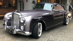 Parking Lot Stars of Monterey Car Week 2018 - MotorTrend Vintage Cars, Antique Cars, Bentley Car, Parking Lot, Amazing Cars, Rolls Royce, Old Cars, Muscle Cars, Rare Birds