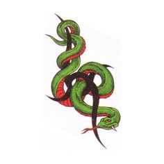 Tribal snake temporary tattoo design art. These temp tattoos are great for parties, events, venues, festivals and much more. All our temporary tattoos are FDA approved and are created with vegetable dyes. They are applied on easily with water and can last up to 2 weeks. They can also be taken off easily with tape or rubbing alcohol.    We carry the best and greatest temporary tattoos and tattoo design art online. Our stock temp tattoos can be purchased online and include designs such as…