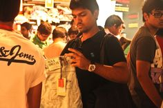 Jack & Jones' Super Saturday Mumbai