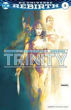 Beyond the stars, the Trinity.